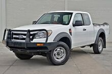 2010 Ford Ranger  White Manual Utility Cranbourne Casey Area Preview