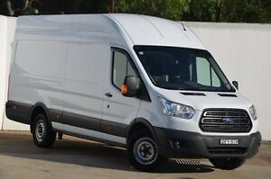 2016 Ford Transit VO 350E High Roof White 6 Speed Manual Van Blacktown Blacktown Area Preview