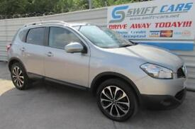 2012 (12) Nissan Qashqai 1.5dCi 2WD N-TEC+ ***FINANCE AVAILABLE***