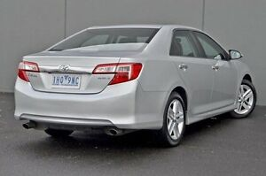 2011 Toyota Camry Silver Sports Automatic Sedan Cranbourne Casey Area Preview