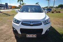 2015 Holden Captiva CG MY15 White 6 Speed Sports Automatic Wagon Vincent Townsville City Preview
