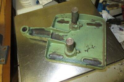 Walker Turner 900 Drill Press Motor Mount 1