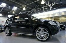 2010 Mercedes-Benz ML300 CDI W164 MY10 BlueEFFICIENCY AMG Sports Black 7 Speed Sports Automatic Wago Prospect Prospect Area Preview