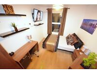 ♦► Dynamite Double with LCD TV. 15mins to City. Near Fashionable Stratford City & Westfields ◄♦