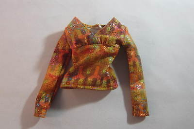 Tonner Tyler Boutique Doll Graffiti Sparkle Citrine Top Fashion Outfit Piece