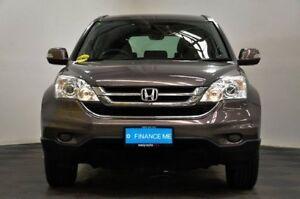 2012 Honda CR-V RE MY2011 4WD Grey 5 Speed Automatic Wagon