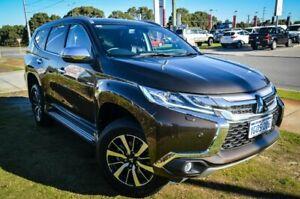 2018 Mitsubishi Pajero Sport QE MY18 Exceed Bronze 8 Speed Sports Automatic Wagon Wangara Wanneroo Area Preview