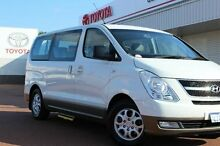 2008 Hyundai iMAX TQ-W White 4 Speed Automatic Wagon Balcatta Stirling Area Preview