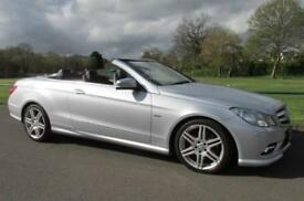 2010 (60) Mercedes-Benz E250 2.1CDI Blue F auto CDI Sport **FINANCE AVAILABLE**