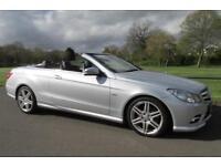 2010 (60) Mercedes-Benz E250 2.1CDI Blue F auto CDI Sport **FINANCE AVAILABLE**