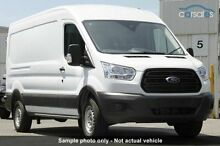 2016 Ford Transit VO 350L Mid Roof LWB Frozen White 6 Speed Manual Van Melville Melville Area Preview