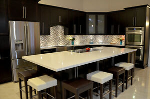 EnjoyHome Granite/Quartz Kitchen Counter top For Sale Cambridge Kitchener Area image 9