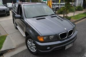 2003 BMW X5 E53 D Grey Sports Automatic Wagon Margate Redcliffe Area Preview