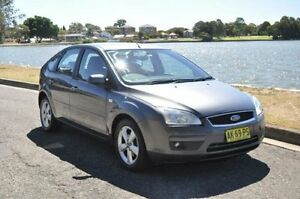 2006 Ford Focus LS LX Grey 4 Speed Automatic Hatchback Croydon Burwood Area Preview
