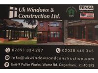 Manufacturing & Installation of UPVC and Aluminium Doors/Windows