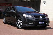 2015 Holden Commodore VF MY15 SV6 Sportwagon Phantom Black 6 Speed Sports Automatic Wagon Northbridge Perth City Preview