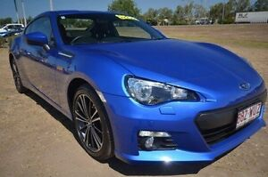 2016 Subaru BRZ Z1 MY16 Blue 6 Speed Sports Automatic Coupe Vincent Townsville City Preview