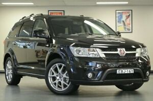 2014 Fiat Freemont JF Lounge Black 6 Speed Automatic Wagon Chatswood Willoughby Area Preview