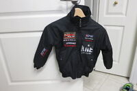 Boys fall winter jacket- new size 2/3 and 5/6