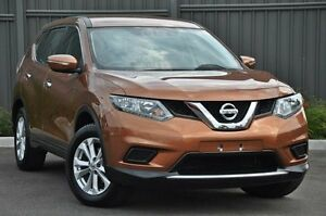 2014 Nissan X-Trail T32 ST X-tronic 2WD Desert Bronze 7 Speed Constant Variable Wagon Knoxfield Knox Area Preview