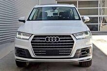 2015 Audi Q7 4M MY16 TDI Tiptronic Quattro White 8 Speed Sports Automatic Wagon Berwick Casey Area Preview