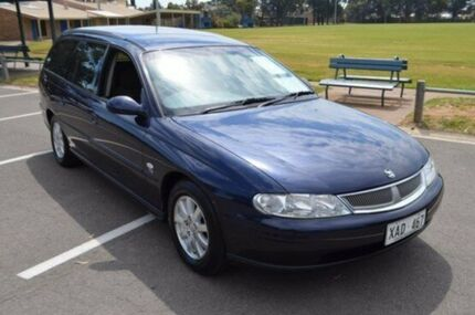 2000 Holden Berlina VX Blue 4 Speed Automatic Wagon Renown Park Charles Sturt Area Preview