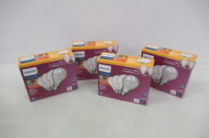 Phillips LED Dimmable A19 Light Bulb x16
