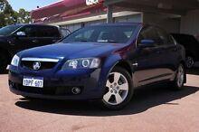 2007 Holden Calais VE Blue 5 Speed Sports Automatic Sedan Northbridge Perth City Preview