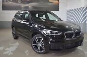 2017 BMW X1 F48 sDrive20i Steptronic Black 8 Speed Sports Automatic Wagon St Leonards Willoughby Area Preview