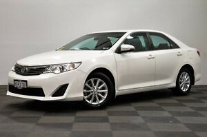 2014 Toyota Camry ASV50R Altise White 6 Speed Sports Automatic Sedan Thornlie Gosnells Area Preview