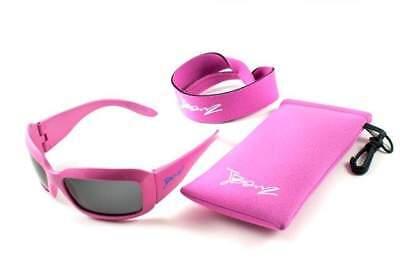 J Banz ages 4-10  Sunglasses Flamingo Pink Baby Banz