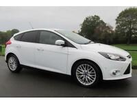 2013 (62) Ford Focus 1.6TDCi ( 115ps ) Zetec ***FINANCE AVAILABLE***