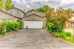 3+1 Bdr Detached Home + Fin'd Bsmnt In Oshawa