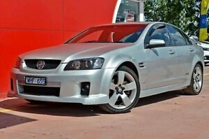 2008 Holden Commodore VE SS V Silver 6 Speed Sports Automatic Sedan Dandenong Greater Dandenong Preview
