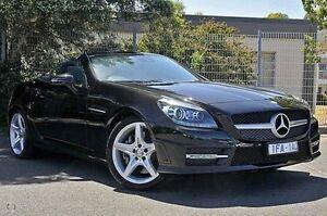 2015 Mercedes-Benz SLK200 Black Sports Automatic Roadster Doncaster Manningham Area Preview