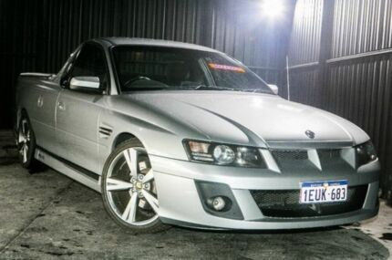 2006 Holden Special Vehicles Maloo Z Series MY06 Silver 6 Speed Manual Utility Wangara Wanneroo Area Preview