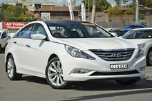 2012 Hyundai i45 YF MY11 Premium White 6 Speed Sports Automatic Sedan Blacktown Blacktown Area Preview