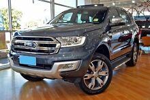 2016 Ford Everest UA Titanium Metropolitan Grey 6 Speed Sports Automatic Wagon Dandenong Greater Dandenong Preview