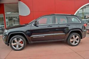2015 Jeep Grand Cherokee WK MY15 Laredo Black 8 Speed Sports Automatic Wagon