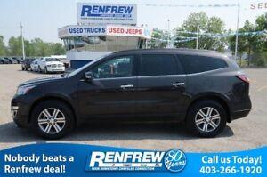 2017 Chevrolet Traverse LT, Flash SALE!  Back Up Cam, Bucket Sea
