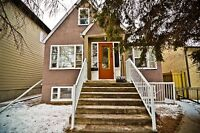 AMAZING LOCATION 2 BEDROOM MAIN FLOOR JUST OFF WHYTE AVE