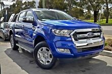 2015 Ford Ranger PX MkII XLT 3.2 (4x4) Aurora Blue 6 Speed Automatic Dual Cab Utility Mornington Mornington Peninsula Preview