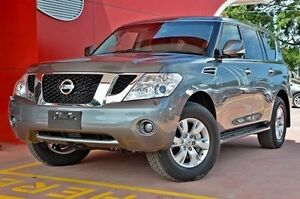 2016 Nissan Patrol Y62 Series 3 TI-L Grey 7 Speed Sports Automatic Wagon Dandenong Greater Dandenong Preview