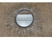 Libra Seaweed Round Mirror, Dia.110cm