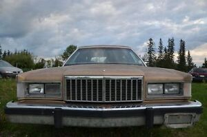 1984 Mercury Grand Marquis Colony Park Wagon