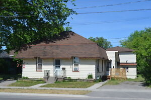 FIVE APARTMENTS - 30 Victoria Ave. S. Lindsay, ON  $375,000.