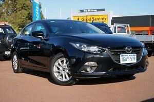 2015 Mazda 3 BM5278 Touring SKYACTIV-Drive Black 6 Speed Sports Automatic Sedan Wilson Canning Area Preview
