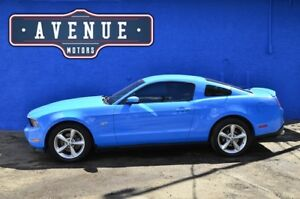 2010 FORD MUSTANG - 2 Door Coupe GT PREMIUM COUPE