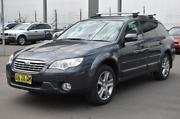 2009 Subaru Outback 2.5i Premium AWD 5sp manual Ermington Parramatta Area Preview
