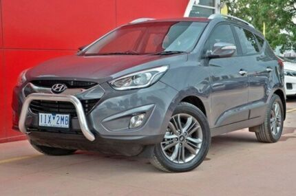 2014 Hyundai ix35 LM3 MY15 Elite AWD Grey 6 Speed Sports Automatic Wagon